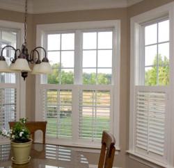 Interior Wooden wooden shutters