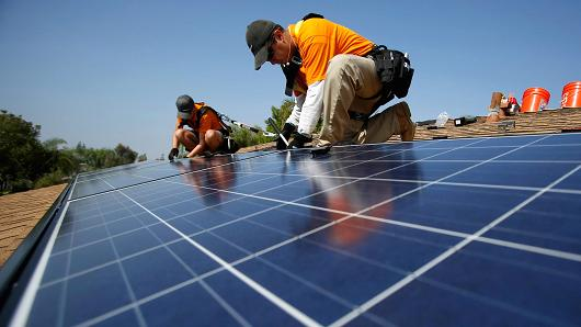 Should Your Home Renovation include Installing Solar Panels