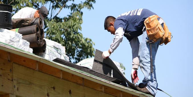 Five Smart Roofing Tips