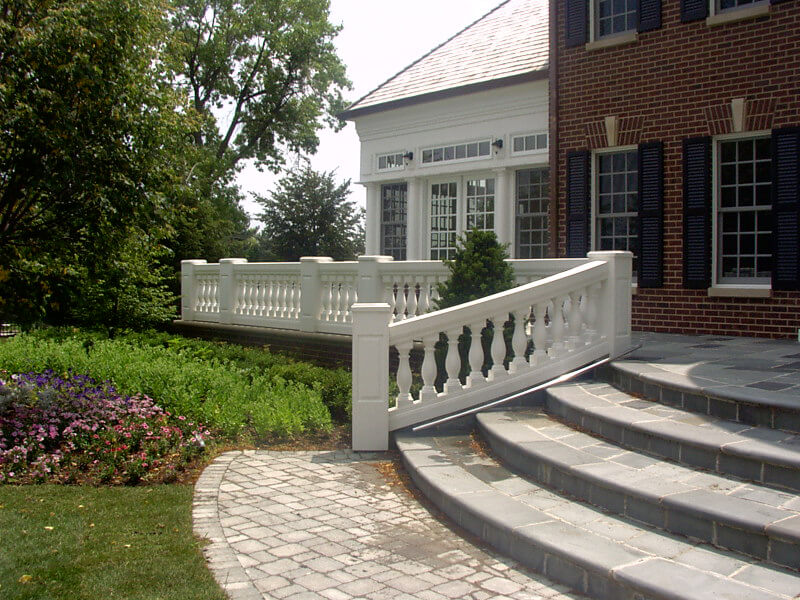Do You Want to Add a Balustrade?